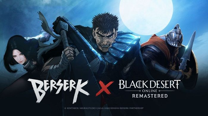 Black Desert Online Launches Crossover Event with Anime, Berserk
