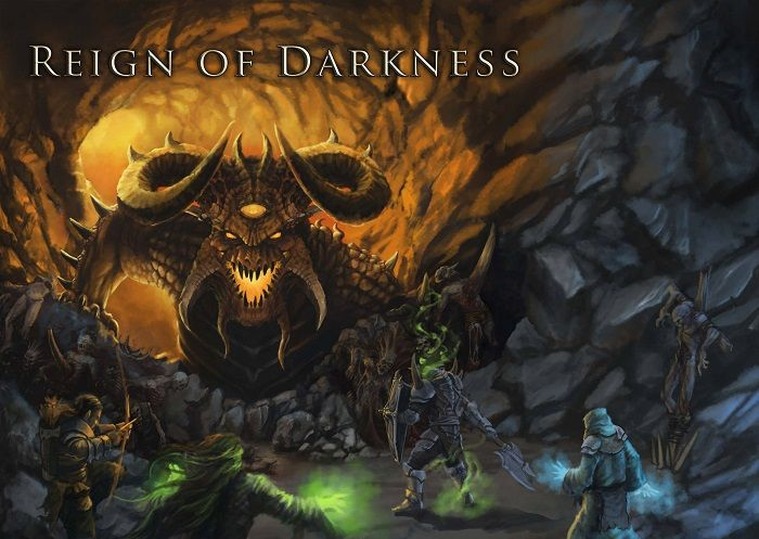 New MMO Reign of Darkness Enters Early Access