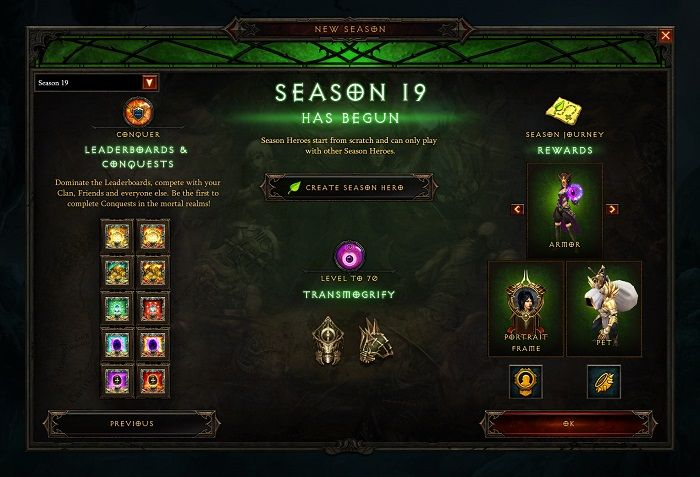 Diablo 3 Season 19 Live With Focus on Killstreaks