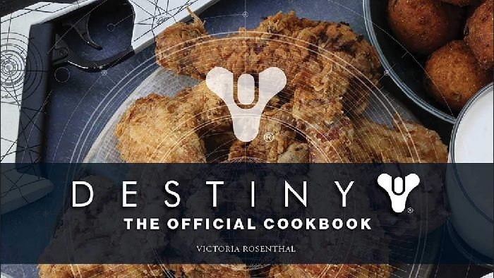 Yes, The Destiny Cookbook Is A Real Thing