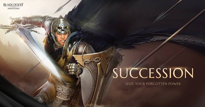 Succession Skills Coming to Black Desert Online