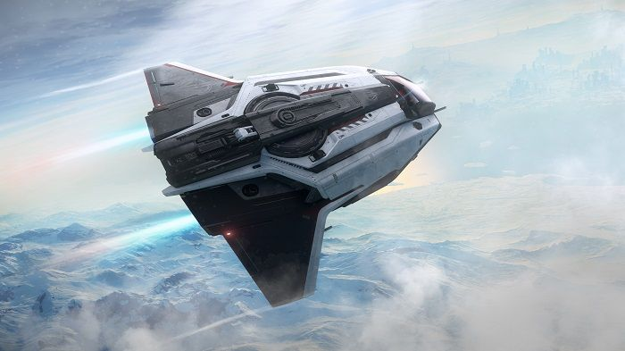 Star Citizen Breaksdown Anvil Pices in new Q&A