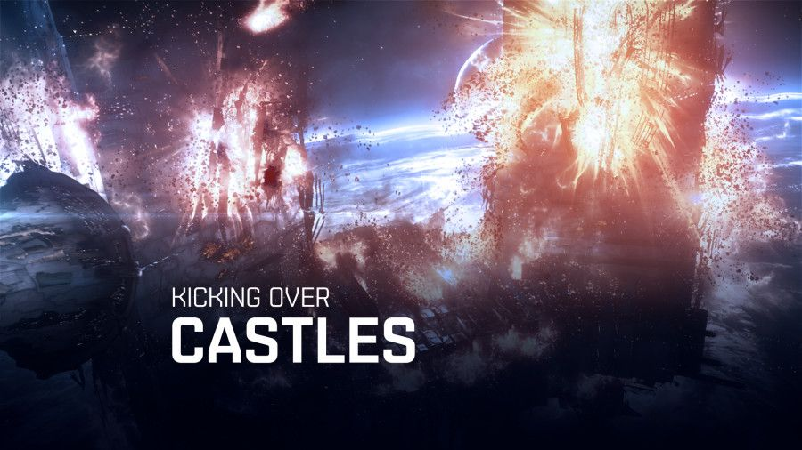 EVE Online Kicking Over Castles Update Arriving Very Soon