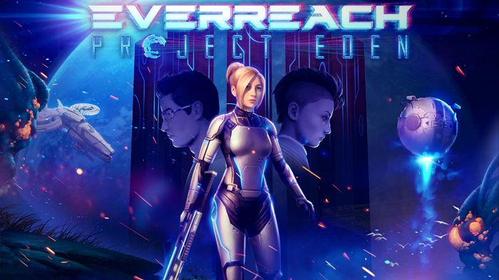 Sci-Fi RPG Everreach: Project Eden Available Now on PC and Xbox One