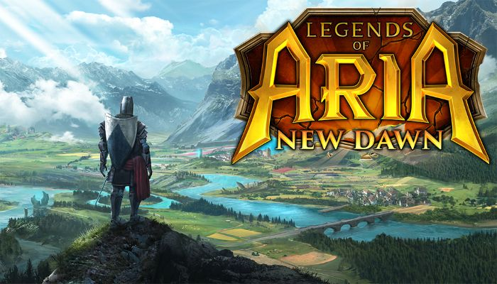 Legends of Aria New Dawn Hits Today, Patch Notes Released