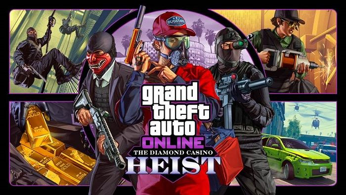 Diamond Casino Heist Coming to GTA Online December 12 - Grand Theft Auto Online News