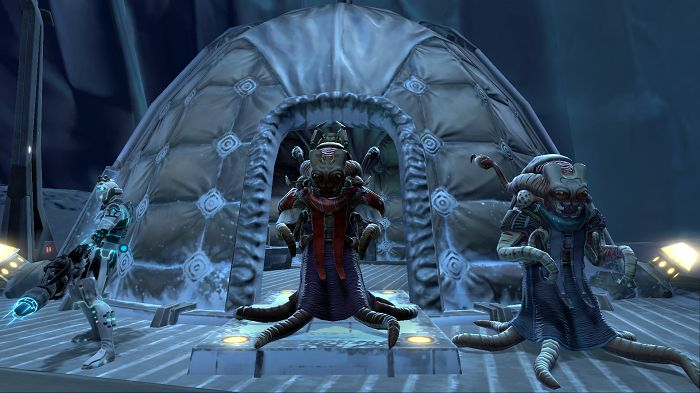 SWTOR Plans Anniversary Event, more for December
