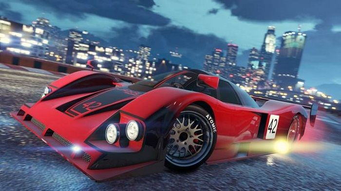 Earn 2X GTA$ & RP on all Stunt Series in GTA Online