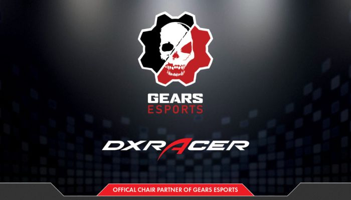 DXRacer Partners with Microsoft for Gears 5 Esports Majors