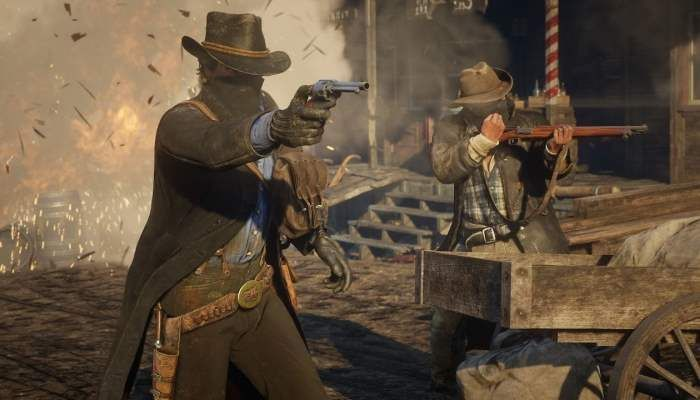 Red Dead Redemption 2 Steam Launch Suffering Issues