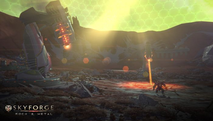 Skyforge Expansion 'Rock and Metal' Coming December 17