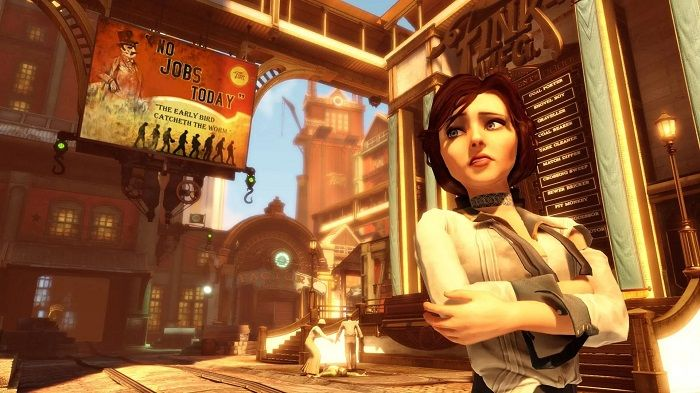 2K Announces Founding of Cloud Chamber for New BioShock Development