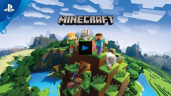 Minecraft Bedrock Version Arrives on PS4 Tomorrow