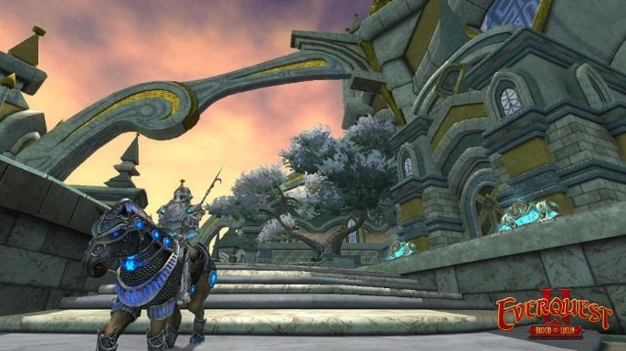 Everquest II Latest Expansion Previewed, Takes Players To The Moon