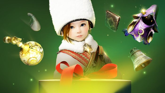 Black Desert Online Holiday of Fortunes Event Live, Tamer and Valkyrie Receive Succession Skills