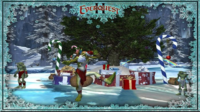 EverQuest II Frostfell Event Arrives With New Goodies and Items