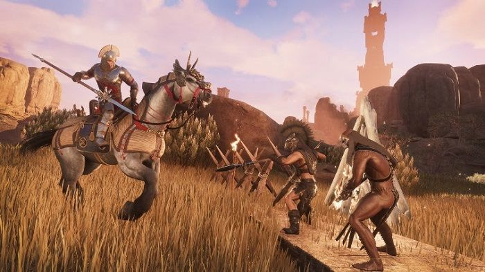 Conan Exiles Goes F2P This Weekend