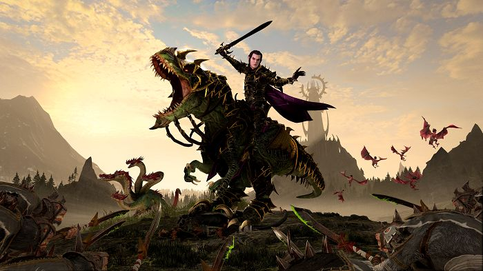 Total War: Warhammer II 'The Shadow & The Blade' DLC Available Now