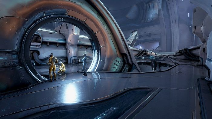 Warframe: Empyrean Is Out Now on PC