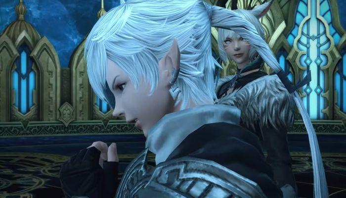 Final Fantasy Xiv Launches Free Login