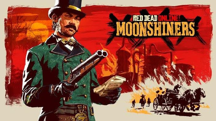 You Can Now Become a Moonshiner in Red Dead Online