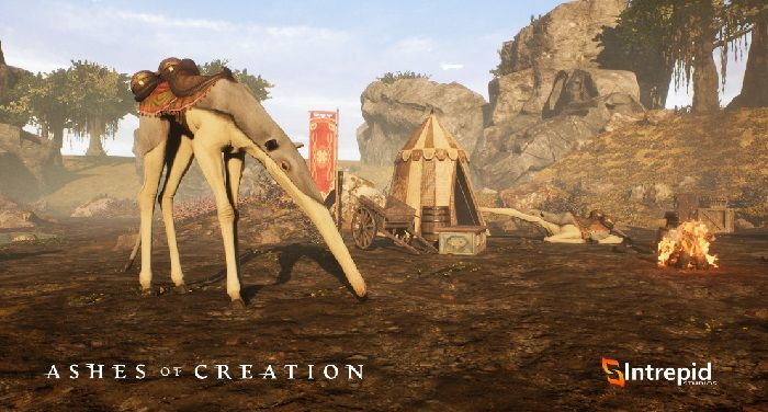 Ashes of Creation Daystrider Creature Revealed