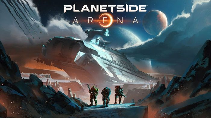 PlanetSide Arena Shutting Down January 10