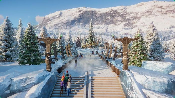 Planet Zoo Arctic Pack DLC Releasing Tomorrow
