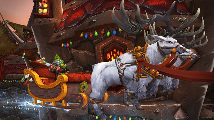 Winter Veil is Live Now in World of Warcraft