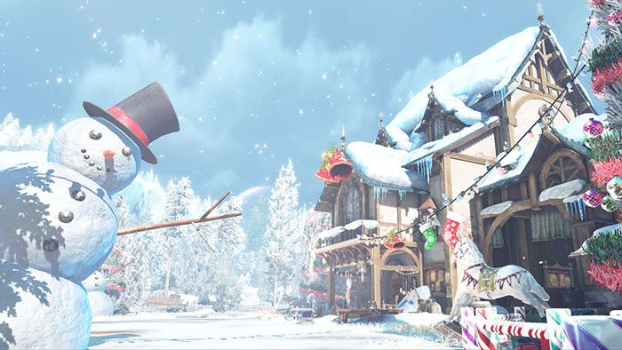 Braga Claus Coming to Astellia in Holiday Update Tomorrow