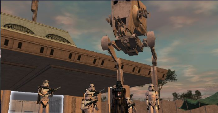 UPDATE: New Star Wars Galaxes Remastered Emu Server Launched