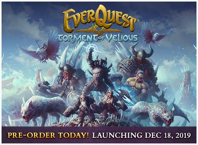 EverQuest Torment of Velious Expansion Available Today
