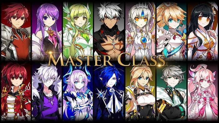 Elsword Master Class Pre-Event and Christmas Event Live Now