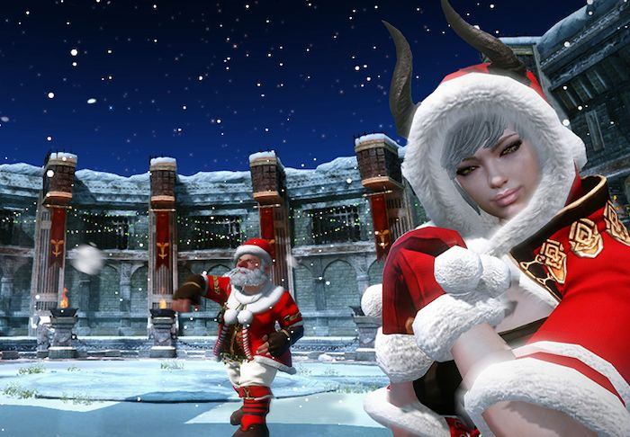 ArcheAge and AAU Update Patch Notes Live, Snowball Arena Arrives in both games