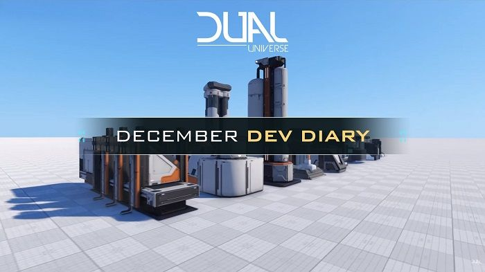 New Dev Diary from Dual Universe Shows Off New Gameplay and Features