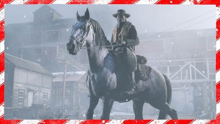 Red Dead Online Holiday Discounts and More In Latest Update