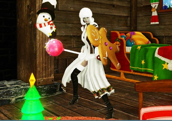 Holiday Decor Available in ArcheAge
