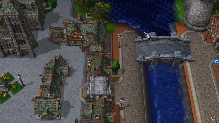 Videos Showcase Remade Cities in Warcraft 3 Reforged