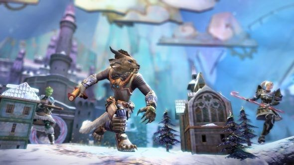 ArenaNet Hiring for Unannounced 3rd Person Fantasy Action Console Game