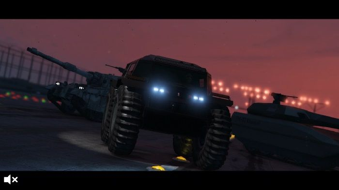 Drive the Rune Zhaba ATV in GTA Online