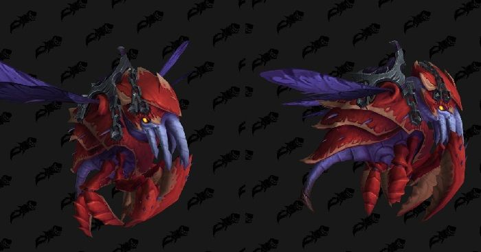 World of Warcraft Patch 8.3 Mounts and Horrific Visions Rewards Outlined