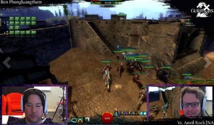 Guild Wars 2 Streaming Schedule Shared for This Week