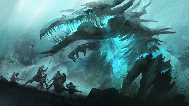 Guild Wars 2: The Icebrood Saga Episode Two, Shadow in the Ice, Out January 28