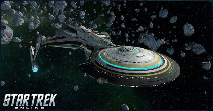 Star Trek: Online's Khitomer Alliance Battlecruiser Shown Off