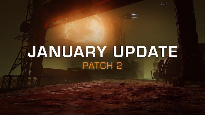 Elite Dangerous Patch 2 for January Update Out Today