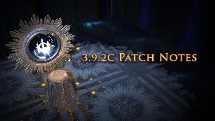 Path of Exile Share Patch Notes 3.9.2c