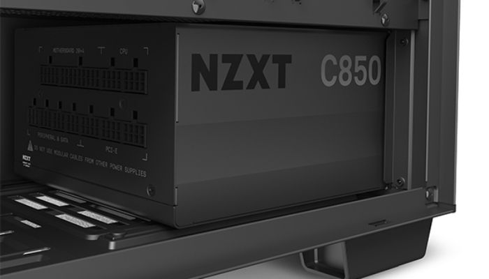 NZXT Announces C Series Power Supplies, RGB & Fan Controller