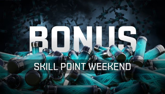 EVE Online's Bonus Skill Point Weekend Active Now As Dragonaur Blitz Dungeon Winds Down