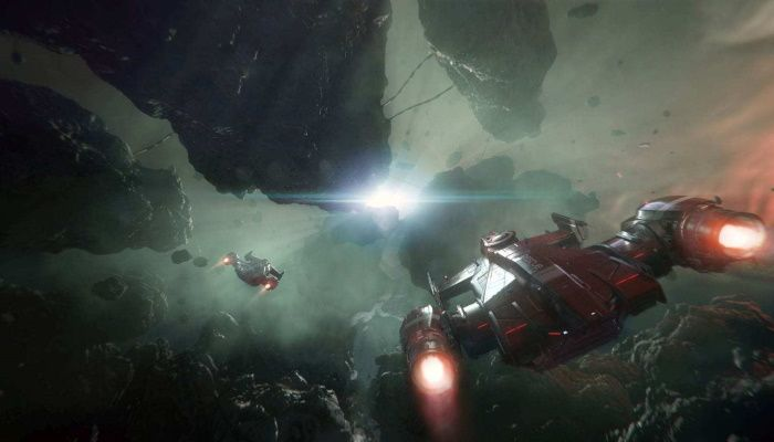 Star Citizen's Cutlass Red And Medical Gameplay Previewed In New Interview