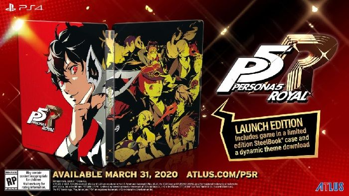 Persona 5 Royal Edition Bundles Revealed